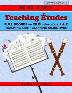 Teaching Etudes front cover
